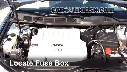 2011 Toyota Avalon 3.5L V6 Fusible (motor) Cambio