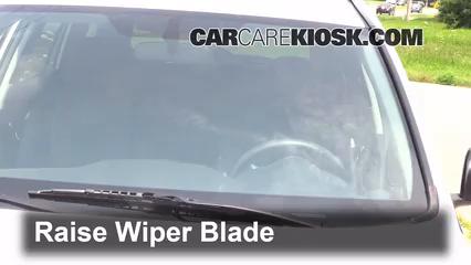 2011 Toyota RAV4 Sport 2.5L 4 Cyl. Windshield Wiper Blade (Front)