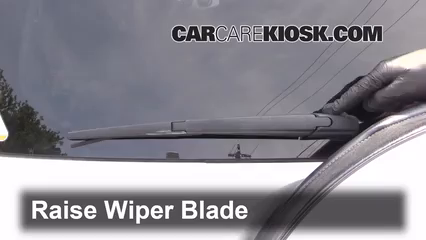 2011 Toyota RAV4 Sport 2.5L 4 Cyl. Windshield Wiper Blade (Rear)