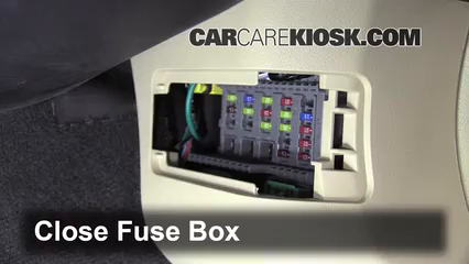 Interior Fuse Box Location: 2009-2014 Acura TL - 2012 Acura ... on