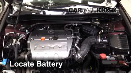 2012 Acura TSX 2.4L 4 Cyl. Wagon Battery