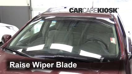 2012 Acura TSX 2.4L 4 Cyl. Wagon Windshield Wiper Blade (Front)