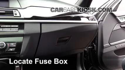 Interior Fuse Box Location 2010 2017 Bmw 550i Xdrive