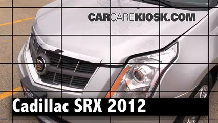 2012 Cadillac SRX Luxury 3.6L V6 FlexFuel Review