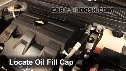 2014 chevrolet captiva transmission fluid change