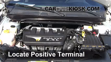 Chrysler Lx L Cyl Sedan Door Fbattery Locate Part