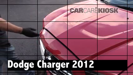 2012 Dodge Charger RT 5.7L V8 Review