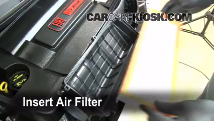 Air Filter How To 2012 2017 Fiat 500 2012 Fiat 500 c