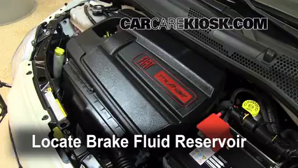 how to add brake fluid to atv
