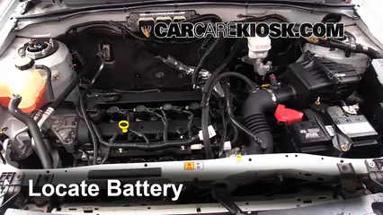 2012 Ford Escape XLT 2.5L 4 Cyl. Battery