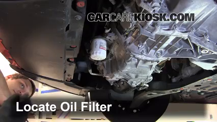 2012 Ford Escape Oil Type >> Oil & Filter Change Ford Focus (2012-2018) - 2012 Ford ...