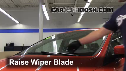 2012 Ford Focus SE 2.0L 4 Cyl. Sedan Windshield Wiper Blade (Front)