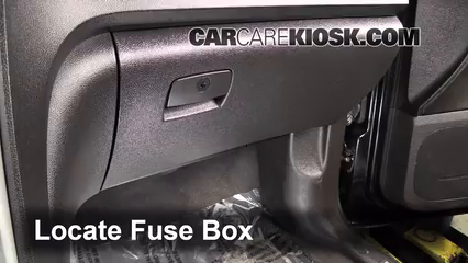 Fuse Interior Part 1 interior fuse box location 2007 2013 gmc acadia 2012 gmc acadia 2007 Saturn Ion Fuse Box Location at bakdesigns.co
