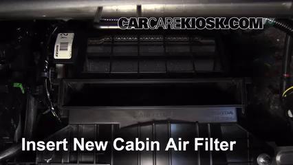 Cabin Filter Replacement Honda Cr V 2012 2016 2012