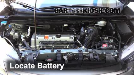 Battery Replacement 2012 2016 Honda CR V 2012 Honda CR