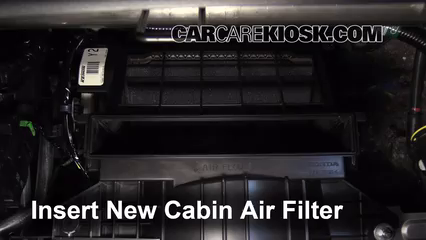 2012 honda crv cabin air filter