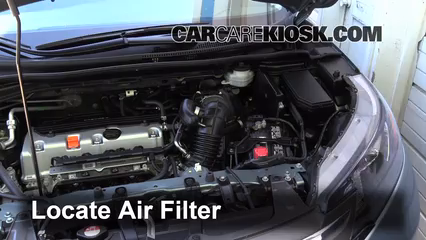 2012 Honda CR-V EX-L 2.4L 4 Cyl. Air Filter (Engine)