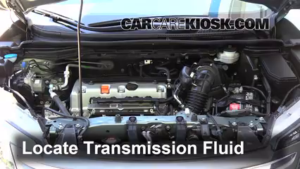 2012 Honda CR-V EX-L 2.4L 4 Cyl. Transmission Fluid