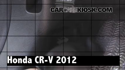 2012 Honda CR-V EX-L 2.4L 4 Cyl. Review