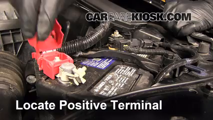 How To Jumpstart A 2012 2015 Honda Civic 2012 Honda