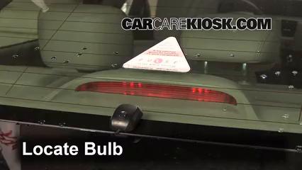 2012 honda civic ex-l 1 8l 4 cyl  sedan lights center brake light