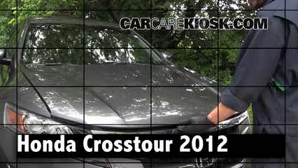 2012 Honda Crosstour EX-L 3.5L V6 Review