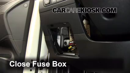 interior fuse box location: 2010-2015 hyundai tucson - 2012 hyundai tucson  limited 2 4l 4 cyl