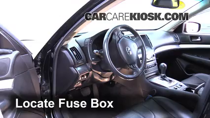 G37 Coupe Fuse Box | Wiring Diagram on