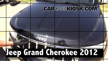 2012 Jeep Grand Cherokee Limited 5.7L V8 Review