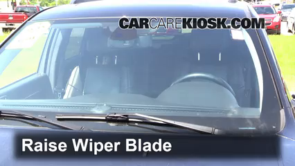 2012 Jeep Grand Cherokee Limited 5.7L V8 Windshield Wiper Blade (Front)