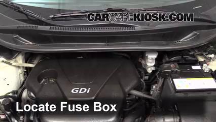 2012 Kia Rio5 LX 1.6L 4 Cyl.%2FFuse Engine Part 1 replace a fuse 2012 2012 kia rio5 2012 kia rio5 lx 1 6l 4 cyl Kia Fuse Box Diagram at suagrazia.org