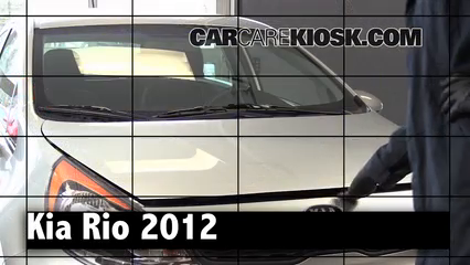 2012 Kia Rio5 LX 1.6L 4 Cyl. Review
