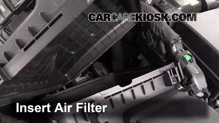air filter how to 2011 2013 kia sorento 2012 kia. Black Bedroom Furniture Sets. Home Design Ideas
