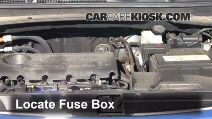 2012 Kia Sportage EX 2.4L 4 Cyl.%2FFuse Engine Part 1 replace a fuse 2011 2016 kia sportage 2012 kia sportage ex 2 4l kia sportage 2012 fuse box diagram at crackthecode.co
