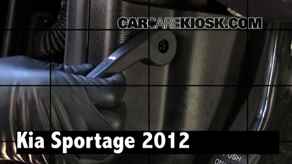 2012 Kia Sportage EX 2.4L 4 Cyl. Review