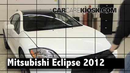 2012 Mitsubishi Eclipse GS Sport 2.4L 4 Cyl. Review