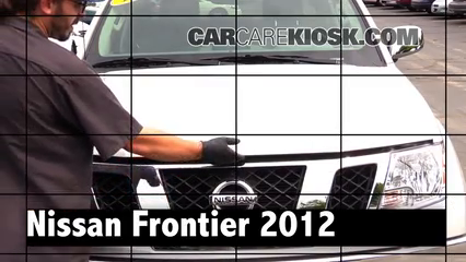 2012 Nissan Frontier SL 4.0L V6 Crew Cab Pickup Review