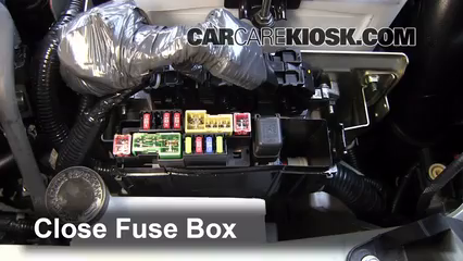 2012 Nissan Juke S 1.6L 4 Cyl. Turbo%2FFuse Engine Part 2 replace a fuse 2011 2016 nissan juke 2012 nissan juke s 1 6l 4 nissan juke fuse box at nearapp.co