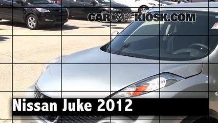 2012 Nissan Juke S 1.6L 4 Cyl. Turbo Review