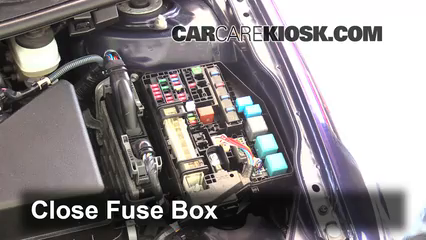 2012 Scion tC 2.5L 4 Cyl.%2FFuse Engine Part 2 replace a fuse 2011 2016 scion tc 2012 scion tc 2 5l 4 cyl 2016 scion ia fuse box at crackthecode.co