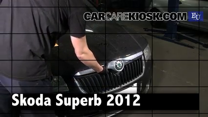 2012 Skoda Superb TDI 4X4 2.0L 4 Cyl. Turbo Diesel Review