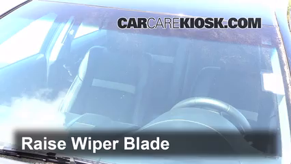 2012 Toyota Camry LE 2.5L 4 Cyl. Windshield Wiper Blade (Front)