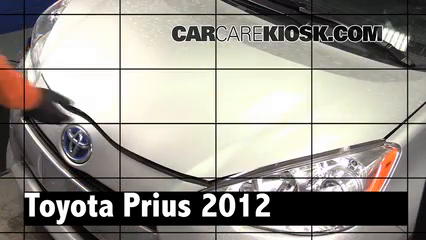 2012 Toyota Prius C 1.5L 4 Cyl. Review