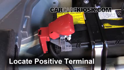 How To Jumpstart A Prius >> How to Jumpstart a 2012-2017 Toyota Prius V - 2012 Toyota ...