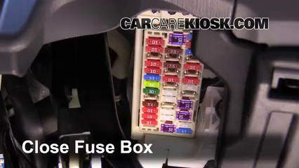 2012 Toyota Prius V 1.8L 4 Cyl.%2FFuse Interior Part 2 2012 2016 toyota prius v interior fuse check 2012 toyota prius v how to test fuse box at suagrazia.org