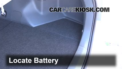 2012 Toyota Prius V 1.8L 4 Cyl. Battery