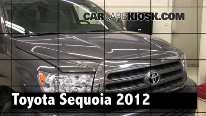 2012 Toyota Sequoia SR5 4.6L V8 Review