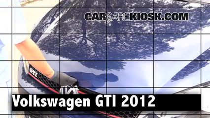 2012 Volkswagen GTI 2.0L 4 Cyl. Turbo Hatchback (2 Door) Review