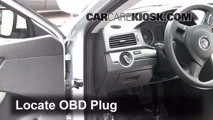 Engine Light Is On: 2012-2019 Volkswagen Passat - What to Do