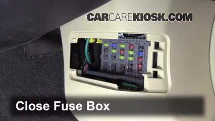 Interior Fuse Box Location: 2009-2014 Acura TL - 2012 Acura TL 3.5L V6 | Acura Tl Fuse Box Location |  | CarCareKiosk